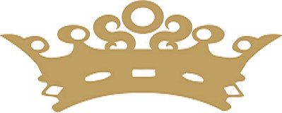 Our logo - a Gold Crown